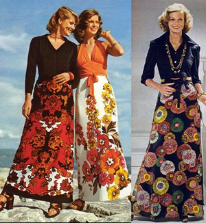70slongskirtsfashion